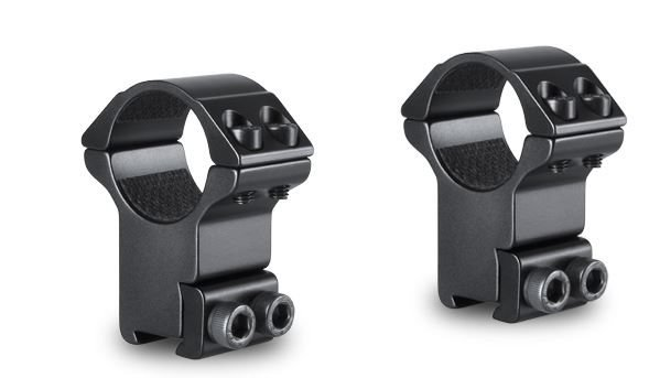 "Hawke Optics Match Mount  1"" 2 Piece 9-11mm High"
