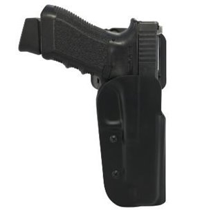 DOH W/ASR Holster CZ SP-01 Right Hand Black