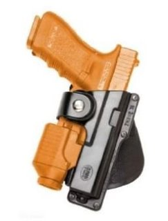 Concealed Carry Light Gun Holster Model EM17-BH (Glock 17)