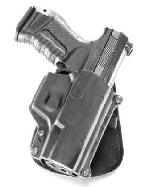 Fobus WP-99 LH RT Left Hand Conceal Carry Polymer Roto Paddle Holster for Walther P99