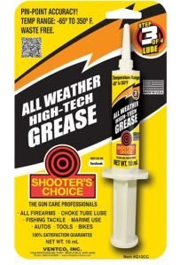 Synthetic All-Weather High-Tech Gun Grease