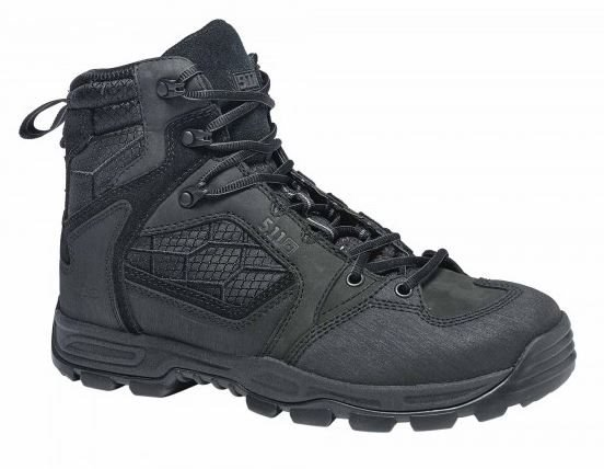 XPRT 2.0 Tactical Urban Boot Black (019)